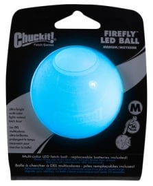Chuckit Firefly Led Ball Medium