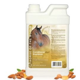 Horse of the world - Conditioner Pearl