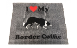 dutch Hero's Vet Bed Border Collie, anti-slip