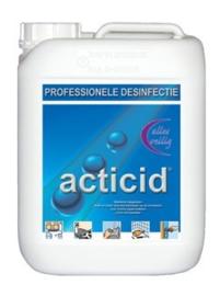 Acticid desinfectiespray materiaal 5 liter (Veip)