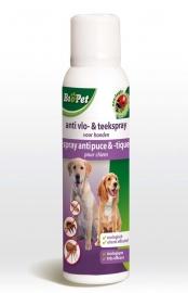 BSI BioPet Anti-vlo en -teekspray voor honden 150 ml