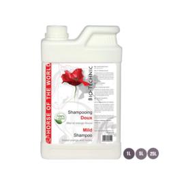 Horse of the world - Bio-Technic - Zachte Shampoo 1L
