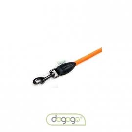 Dogogo touw hondenlijn zonder handvat, 12 mm, oranje