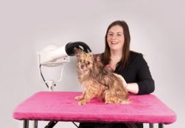 Show Tech+ Table Toga Roze Hoes voor Tafel