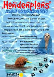 HondenPlons Recreatiepark Samoza (zondag 10 september 2017)