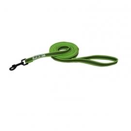Dogogo antislip riem met handvat (groen)