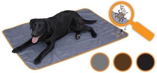 Bodyguard Dog Blanket Brown 120x80cm IB