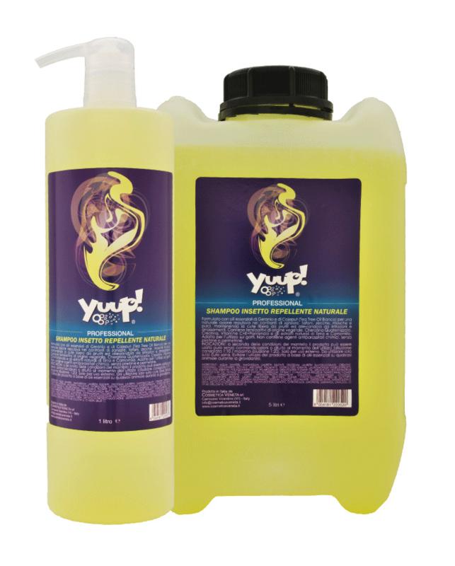 YUUP! Flea and Tick Natural Repellent Shampoo (Professional)
