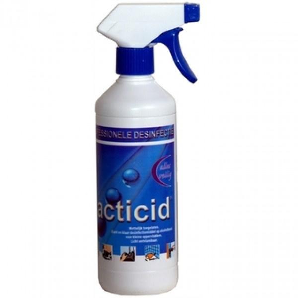 Acticid desinfectiespray materiaal 500 ml (Veip)