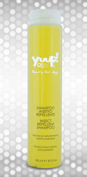 YUUP! Insect Repellent Shampoo 250 ml