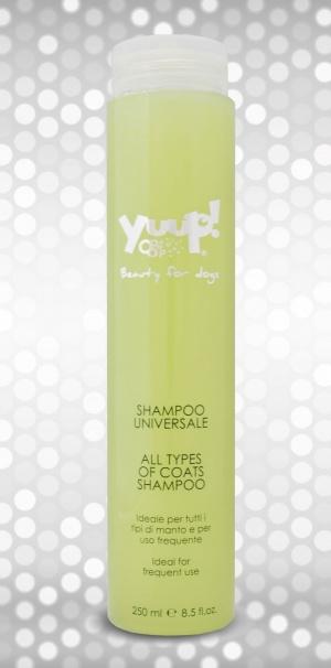 YUUP! All Types of Coats Shampoo 250 ml