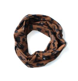 Colsjaal leopard brown