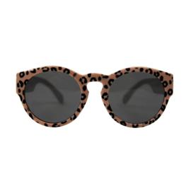 Sunnies caramel leopard small