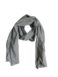 Thin stripe sjaal