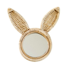 Rotan spiegel konijn