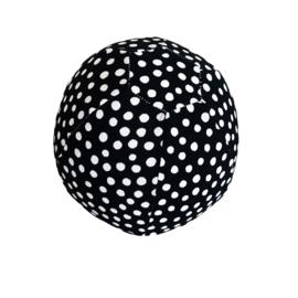 Ballonbal dots black