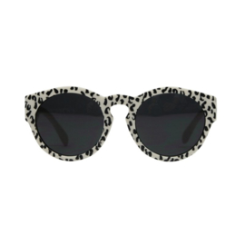 Sunnies ecru leopard junior