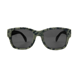 Sunnies green distress small
