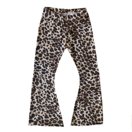 New leopard flared