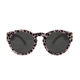 Sunnies pink leopard small