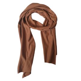 Basic sjaal camel
