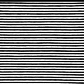 Thin stripe aankleedkussenhoes