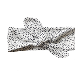 Haarbandje mini dots