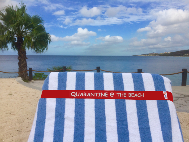 Quarantine @ the Beach