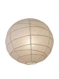 Lampion rond bamboe 50 cm