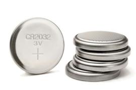 Batterijen CR 2032