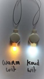 Lampion verlichting 10 led lampjes koud wit