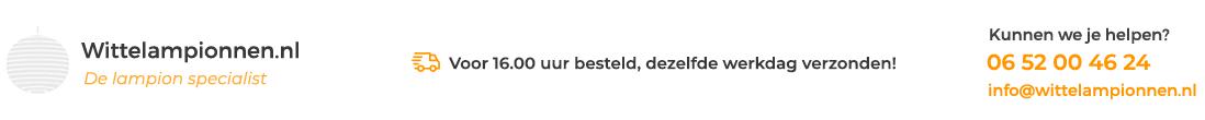 Wittelampionnen.nl, de lampion specialist