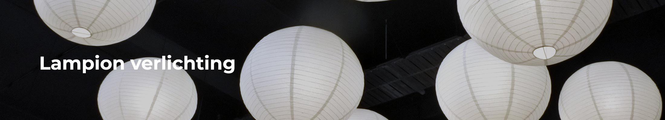 Lampion verlichting