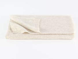 Cashmere Baby Blanket SEA PEARL