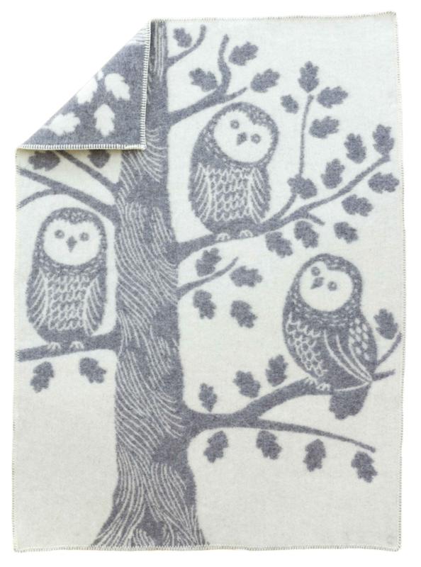 Woll-Babydecke OWL