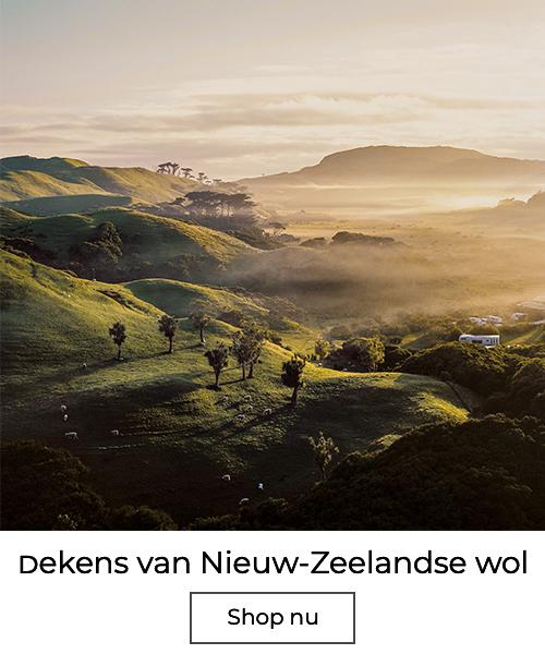 Dekens van Nieuwe-Zeelandse wol
