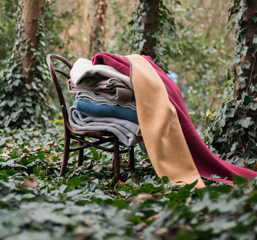 Merino dekens