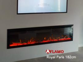 Aflamo Royal 183cm  - Elektrische inbouwhaard