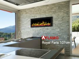 Aflamo Royal 107cm  - Elektrische inbouwhaard