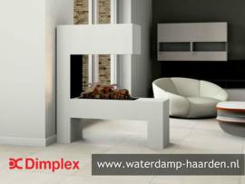 Dimplex Valerie - Elektrische waterdamp haard compleet met ombouw.