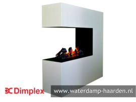Dimplex Solange - Elektrische waterdamp haard compleet met ombouw.