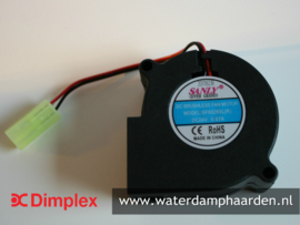 Dimplex ventilator - Waterdamp haard Optimyst