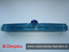 Dimplex grote watertank Blauw - Waterdamphaard Optimyst