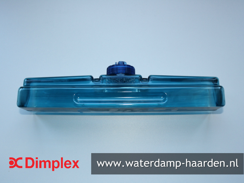 Dimplex kleine watertank Blauw - Waterdamphaard Optimyst