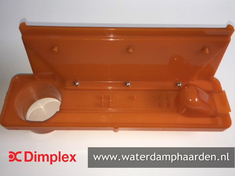 Dimplex Faber watertank houder Oranje - Waterdamphaard Optimyst