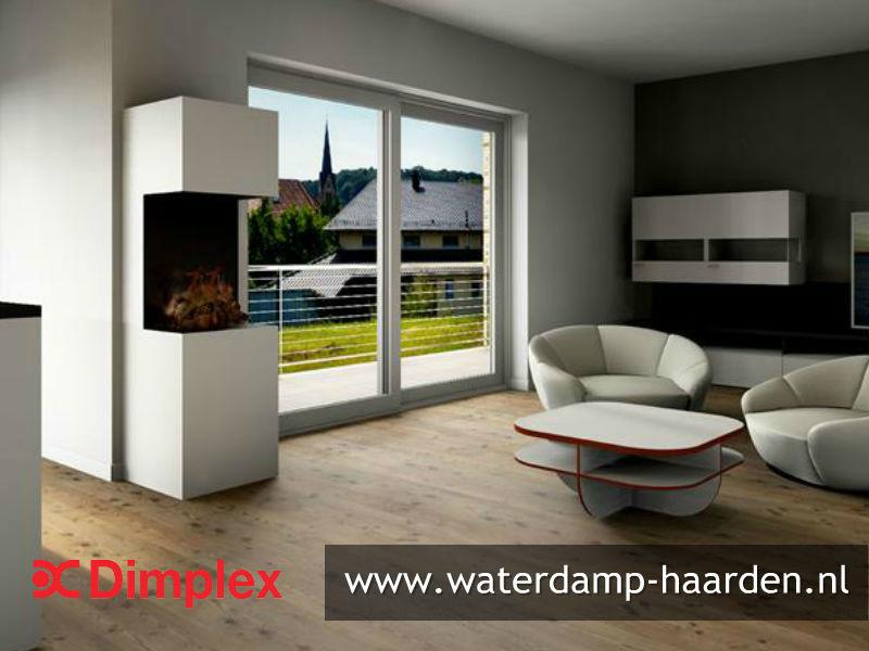 Dimplex Zara - Elektrische waterdamp haard compleet met ombouw.