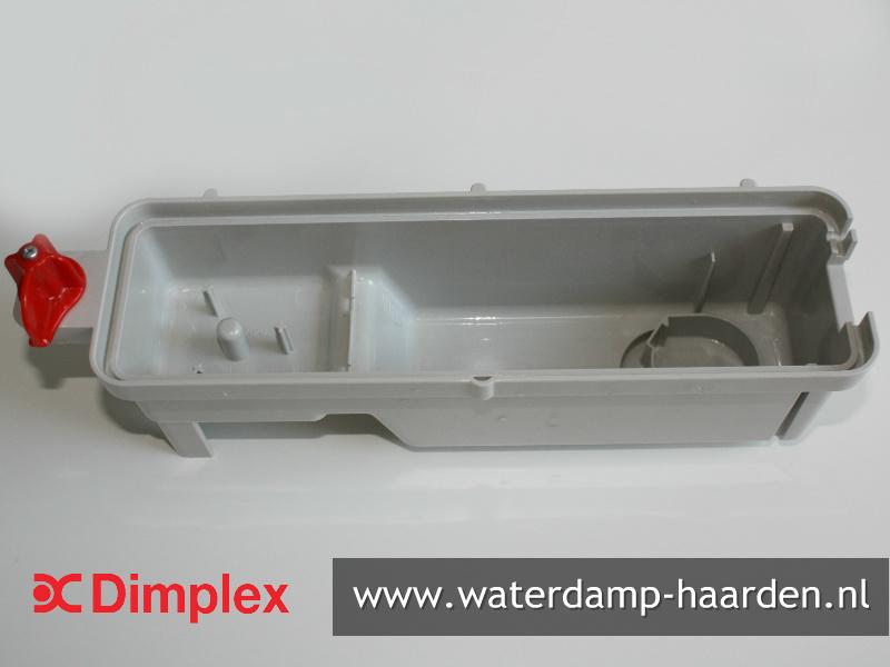 Faber Dimplex waterbak  t.b.v. Opti-myst waterdamp haard.