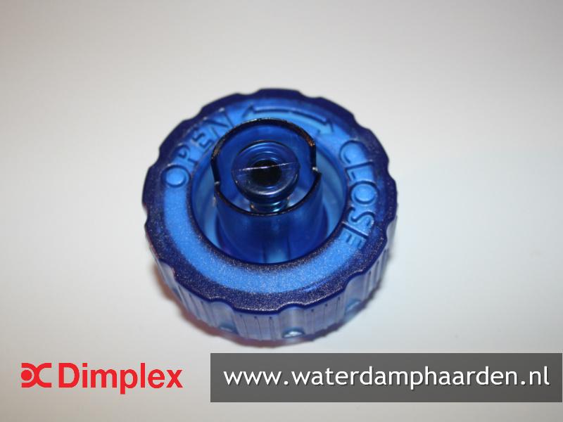 Dimplex Faber watertank dop Blauw - Waterdamphaard Optimyst