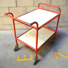 industriële trolley