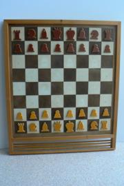 demonstratie schaakbord